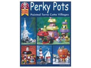 books & patterns: Design Originals Perky Pots Book