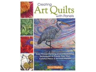 Landauer Creating Art Quilts With Panels Book