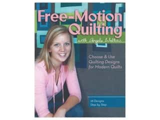 Stash Free Motion Quilting Book
