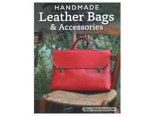 Handmade Leather Bags & Accessories Book