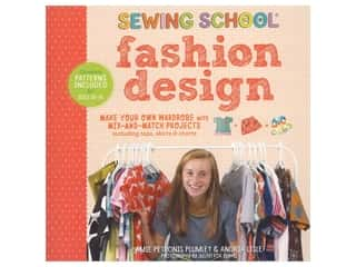 Storey Sewing School Fashion Design Book