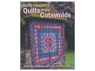 Taunton Press Kaffe Fassett's Quilts in the Cotswolds Book