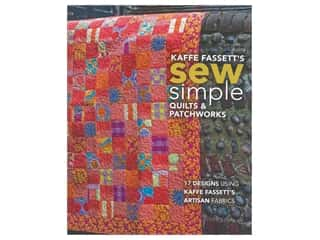 Taunton Press Kaffe Fassett's Sew Simple Book