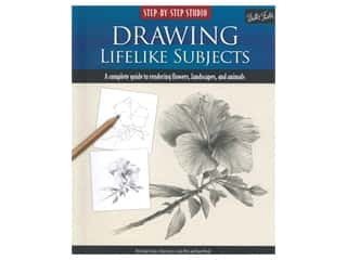 books & patterns: Walter Foster Drawing Lifelike Subjects Book