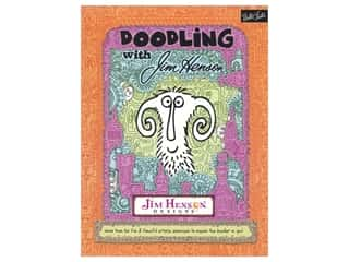 Walter Foster Doodling with Jim Henson Book