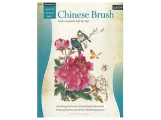 books & patterns: Walter Foster How To Draw & Paint Chinese Brush Book