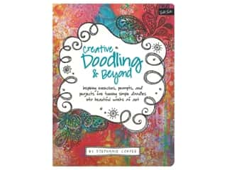 books & patterns: Walter Foster Creative Doodling & Beyond Book