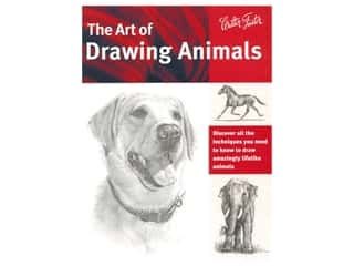 Walter Foster The Art of Drawing Animals Book
