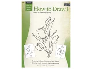Walter Foster How To Draw & Paint How to Draw 1 Book