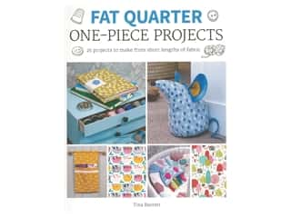The Guild of Master Craftsman Publications Fat Quarter One-Piece Projects Book