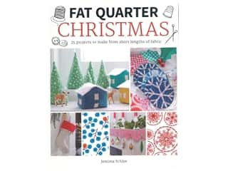 The Guild of Master Craftsman Publications Fat Quarter Christmas Book