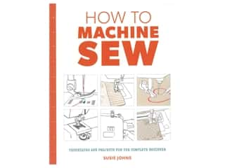 The Guild of Master Craftsman Publications How To Machine Sew Book