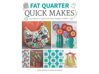 The Guild of Master Craftsman Publications Fat Quarter Quick Makes Book
