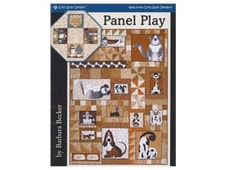 Cozy Quilt Designs Panel Play Book