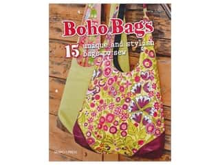 Search Press Boho Bags Book