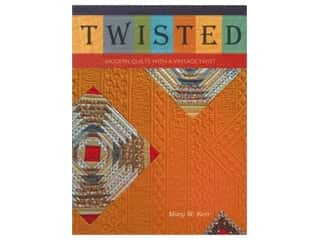 books & patterns: Schiffer Twisted Modern Quilts With A Vintage Twist Book