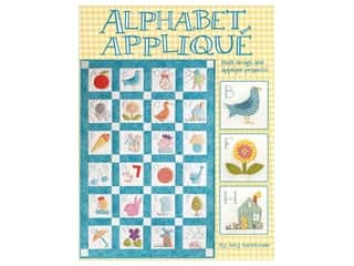 books & patterns: Indygo Junction Alphabet Applique Book
