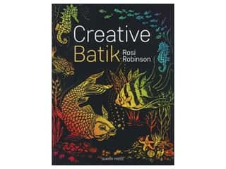 Search Press Creative Batik Book