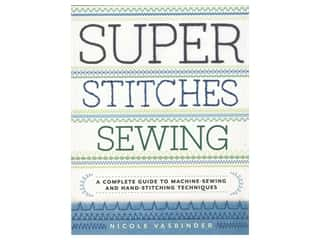 Potter Craft Super Stitches Sewing Book
