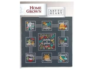 Art to Heart Home Grown Book