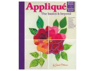 books & patterns: Landauer Applique The Basics And Beyond 2 Book