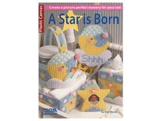 books & patterns: Leisure Arts Plastic Canvas A Star Is Born Book