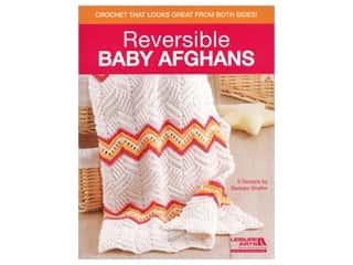 books & patterns: Leisure Arts Reversible Baby Afghans Book