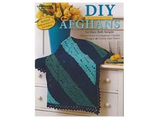 books & patterns: Leisure Arts Design It Yourself Afghans CD & Book