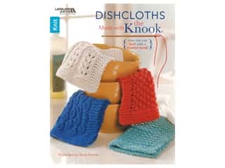 Leisure Arts Dishcloths Made With The Knook Book