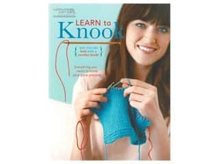 Leisure Arts Learn To Knook Book