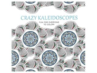 Crazy Kaleidoscopes: Fun for Everyone to Color! Book