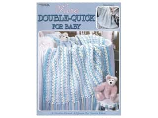 Leisure Arts More Double Quick For Baby Book
