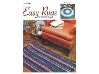 Easy Rugs to Crochet Book