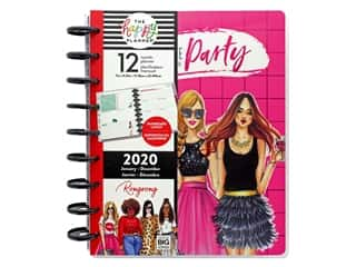 Me&My Big Ideas Happy Planner Classic Rongrong Life Of The Party 2020