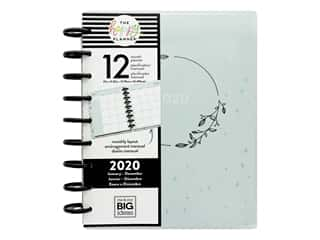 Me&My Big Ideas Happy Planner Classic Dainty Details Teal 2020
