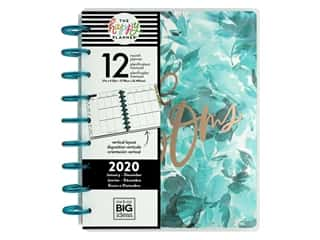 scrapbooking & paper crafts: Me&My Big Ideas Happy Planner Classic Spring Floral 2020