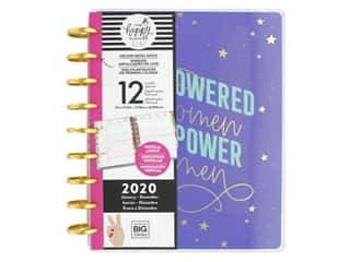 Me&My Big Ideas Happy Planner Deluxe Classic Encourager Empower 2020