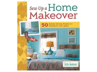 Storey Publishing Sew Up A Home Makeover Book