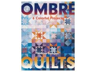 C&T Publishing Ombre Quilts Book