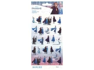 EK Disney Sticker Frozen II Tiny Characters