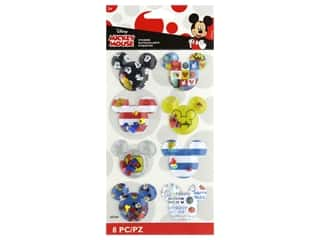 EK Disney Sticker 3D Mickey Shaker