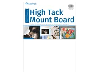 "glues, adhesives & tapes: PA Essentials Self-Stick High Tack Mount Board 9""x 12"""