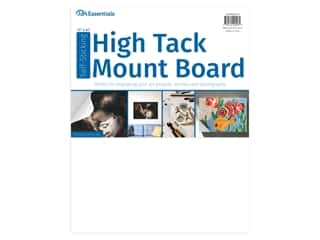 "PA Essentials Self-Stick High Tack Mount Board 11""x 14"""