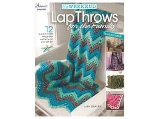 Annie's Crochet Lap Throws For The Family Book
