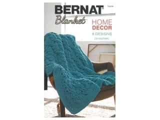 books & patterns: Bernat Blanket Home Decor Book