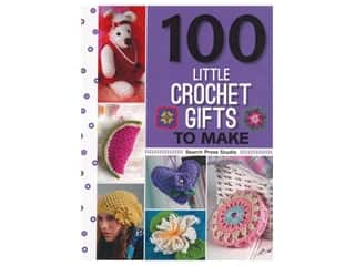 books & patterns: Search Press 100 Little Crochet Gifts to Make Book