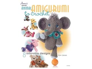 Annie's Animal Amigurumi To Crochet Book