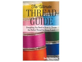 C&T Publishing Ultimate Thread Guide Book