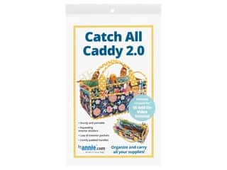By Annie Catch All Caddy 2.0 Pattern