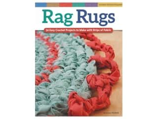 Design Originals Rag Rugs 2nd Edition Crochet Book